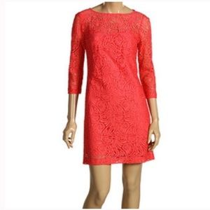 Trina Turk lace dress NWOT